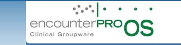 EncounterPROOSEMRClinicalGroupware
