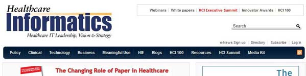 HealthcareInformatics